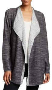 Eileen Fisher Cascade Plaited Organic Cotton Cardigan