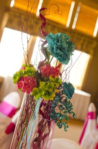Centerpiece/decorative Wedding Flowers