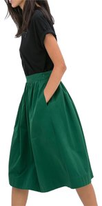 Zara Skirt Green