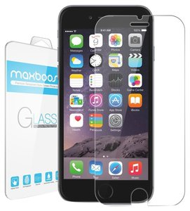Maxboost Maxboost Premium Tempered Glass Screen Protector for iPhone 6