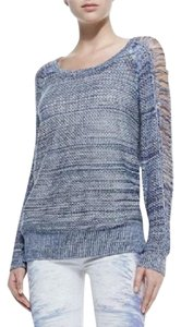 IRO Slashed Sleeves Sweater