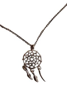Urban Outfitters Urban Outfitters Dreamcatcher Necklace
