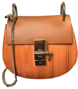 Chloé Drew Mini Drew Drew Drew Cross Body Bag