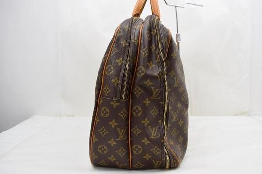 Louis Vuitton Alize Heures Keepall Travel Bag