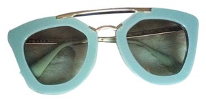Prada Cenima Cat Eye Opal Green