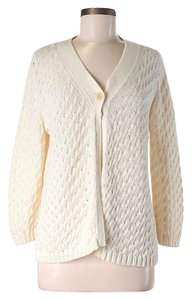 Lafayette 148 New York Oversized Textured Cardigan