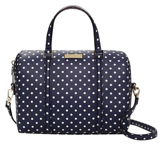 Preload https://item5.tradesy.com/images/kate-spade-top-handle-printed-saffiano-textured-grainy-vinyl-cross-body-bag-18376924-0-1.jpg?width=440&height=440