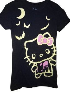 Sanrio T Shirt black