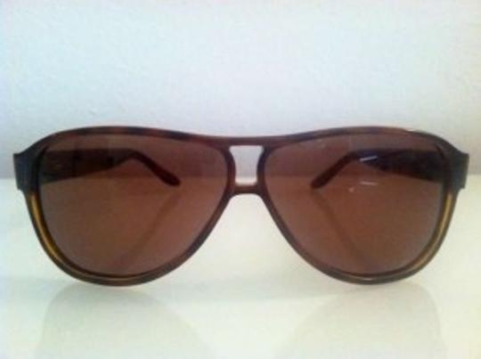 Gucci Havana Brown Gucci Aviator Sunglasses