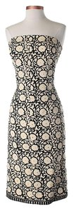 Tracy Reese Silk Strapless Dress