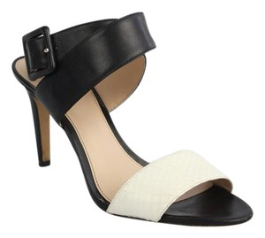 Vince Camuto Black and white Sandals