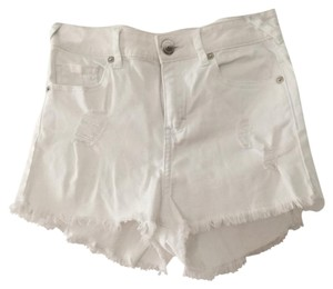 BCBGeneration Mini/Short Shorts White