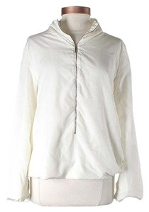 Max Mara Windbreaker Ivory Jacket