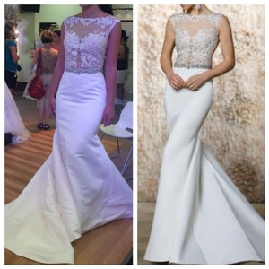 Cristiano Lucci 12937 Wedding Dress
