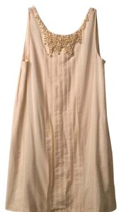 BCBGeneration short dress Cream on Tradesy