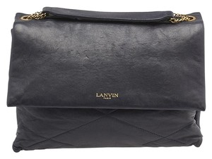 Lanvin Tri Pocket Shoulder Bag