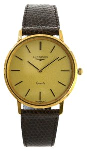 Longines Vintage Longines 21586 Gold Plated Men's Watch