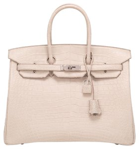Herms Birkin Alligator Tote