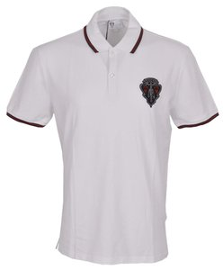 Gucci Men's Polo Polo Men's Polo Polo T Shirt White