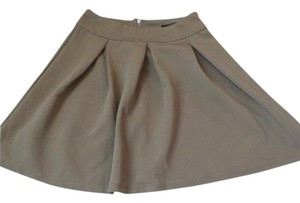 The Limited Mini Skirt Beige