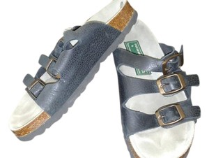 Fussform By Viking Navy Sandals