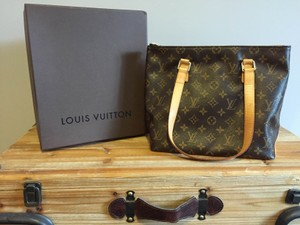 Louis Vuitton Vutton Cabas Piano Tote in Monogram