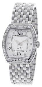 Bedat & Co Bedat&Co. 304.031 No. 3 W/ Customized Diamond Bezel