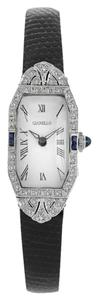 Gianello Vintage Gianello with Diamonds and Sapphires Platinum Ladies Watch