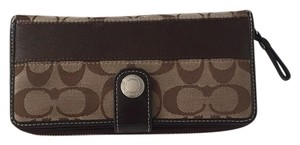 Coach Coach Signature Wallet
