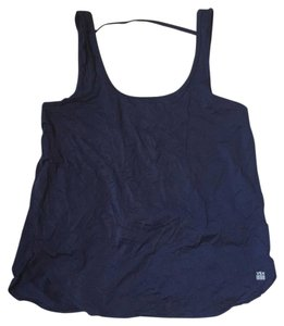 Victoria's Secret Victoria's Secret Sport Navy Loose Workout Tank