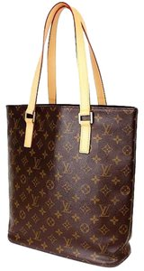 Louis Vuitton Lv Tote in Brown