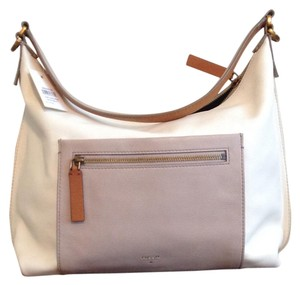 Fossil Leather Crossbody Shoulder Bag