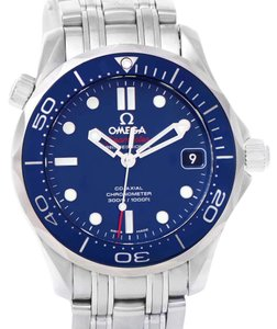 Omega Omega Seamaster 300 M Co-Axial Midsize Watch 212.30.36.20.03.001