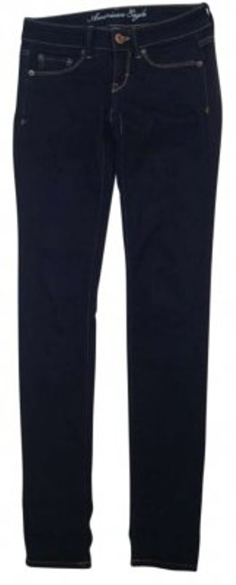 Preload https://item5.tradesy.com/images/american-eagle-outfitters-very-dark-blue-rinse-jeggings-skinny-jeans-size-24-0-xs-183894-0-0.jpg?width=400&height=650