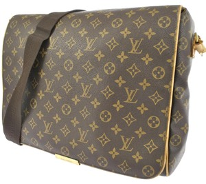 Louis Vuitton Abbesses Messenger Cross Body Bag