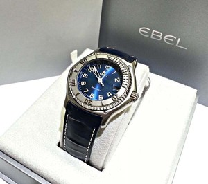 Ebel Men's Discovery Automatic Stainless Steel Watch