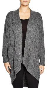 Eileen Fisher Mohair Fisher Project Cable Cardigan