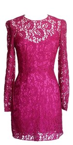 Dolce&Gabbana Lace 42 Dress
