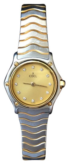 Preload https://item2.tradesy.com/images/ebel-2-toned-wave-polished-24k-gold-and-stainless-steel-band-classic-iconic-bezel-with-diamonds-trim-1839096-0-0.jpg?width=440&height=440