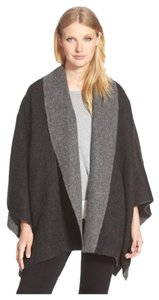 Eileen Fisher Fisher Project Alpaca Double Face Wool Cape