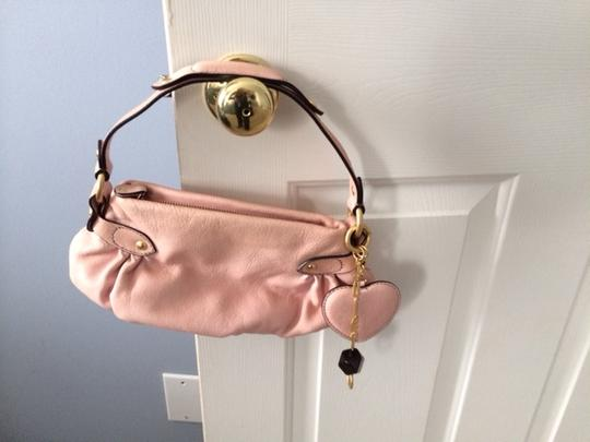Juicy Couture Light Pink Clutch