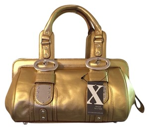 Maxx New York Tote in Gold Silver