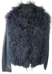 Longchamp Fur Coat