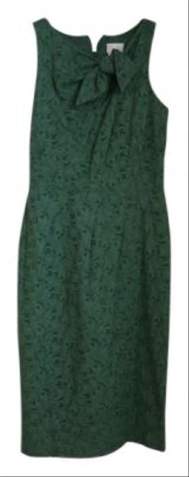 Tracy reese emerald neiman marcus shift daytime evening for Neiman marcus wedding guest dresses