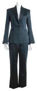 Gianfranco Ferre gianfranco ferre green velvet suit size 42