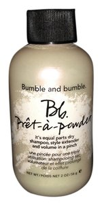 Bumble and bumble Bumble and bumble pret-a-powder