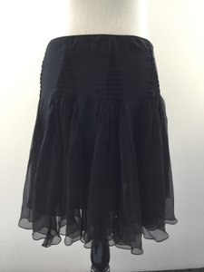 John Galliano Skirt Black