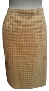 Burberry Skirt Nova check