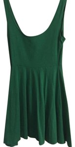 Sparkle & Fade short dress Green Urban Outfitters Skater on Tradesy