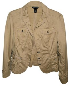 White House | Black Market Beige/Tan Jacket